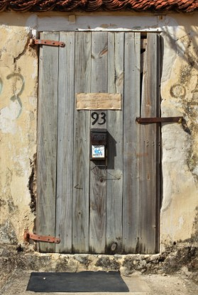 doors of Curacao